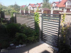 Bramst - Zielonki balustrady ogrodzenia